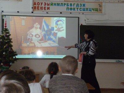 Дети с удивлением узнали, где находится вотчина Дедушки Мороза
